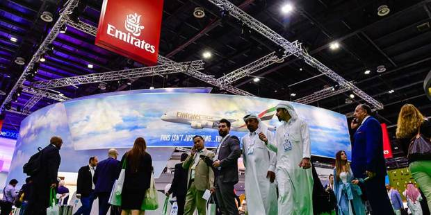 Emirates Airline eyes expansion in Iran, India