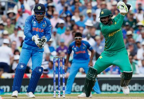 India, Pakistan clash in World Cup on June 16