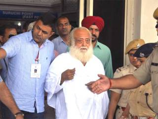 Controversial guru gets life term for rape