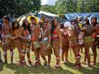 Brazil's indigenous people rally for rights