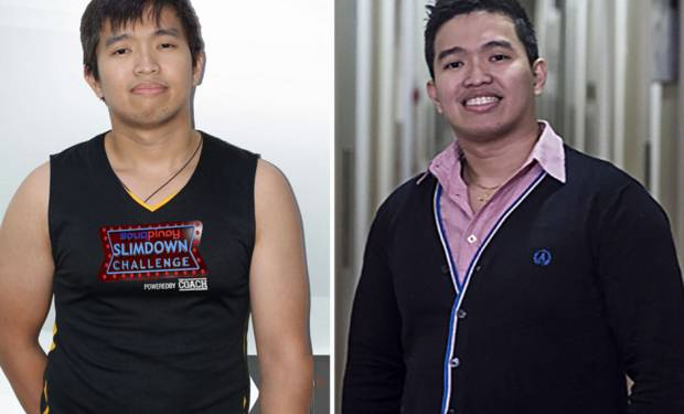Fat to fit: Filipino expat sheds 15 kilos in six weeks
