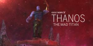 Watch: Thanos: The Mad Titan