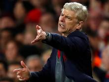 Wenger's perfect send-off hopes dented by draw