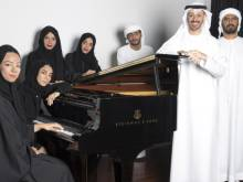 7 Emirati musicians to take the stage