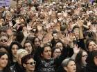 Demonstrators have filled streets across the country since the court ruling on Thursday, leading Spain's conservative government to say it will consider changing rape laws.