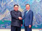 Cautious welcome to Korea peace talks