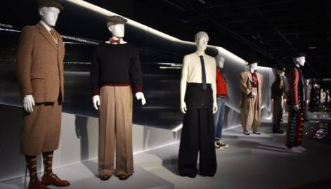 Reigning Men: Fashion in Menswear 1715–2015