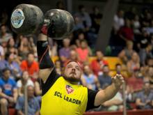 World's strongest men face off in UAE capital