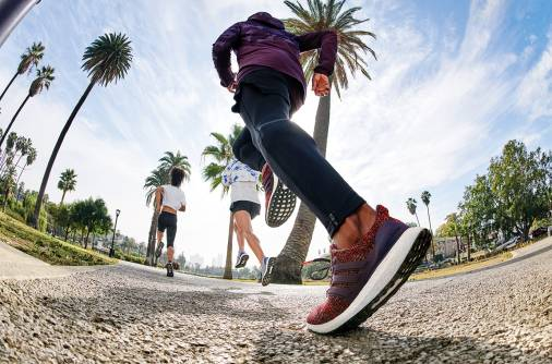 Staying Fit: Give your running routine a boost
