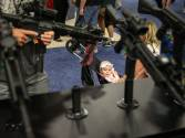 Collectors row at NRA annual meetings & exhibit