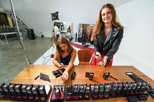 Meet the beauty entrepreneurs behind Nudestix