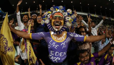 IPL: Kolkata Knight Riders vs Rajasthan Royals