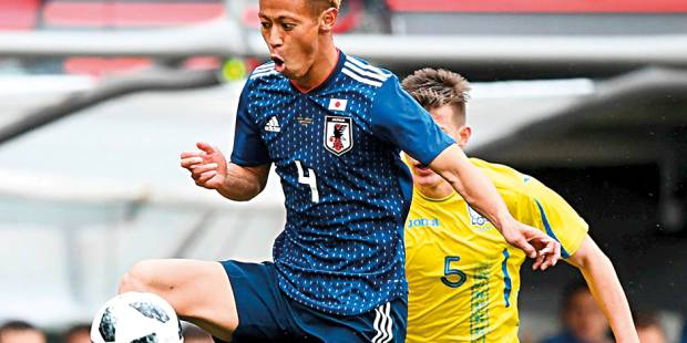 Japan stick with old guard for World Cup