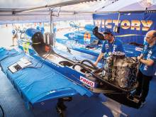 Victory and Team Abu Dhabi face off in Portimao