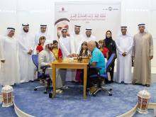 UAE's Saleh leads early in Zayed chess tourney