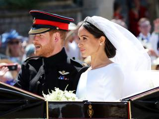 Harry, Meghan declared husband and wife