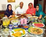 'Ramadan takes me closer to God, family'