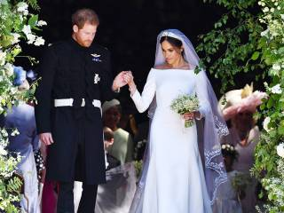 All you need to know about Meghan's bridal dress