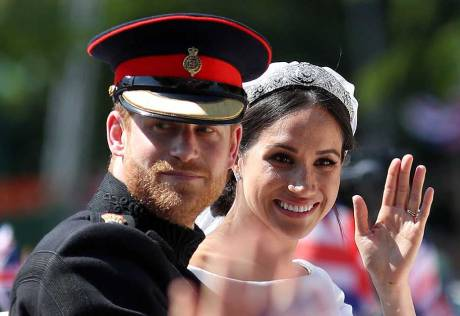 Harry, Meghan marry in star-studded pageant