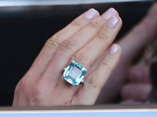 3 things about Meghan Markle's wedding ring
