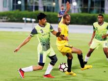 Dubai Police hold on for draw in opener