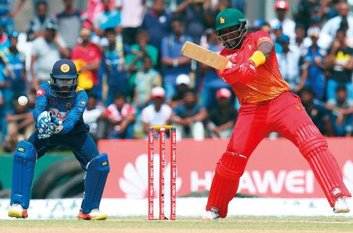 Rajput up for challenge of reviving Zimbabwe