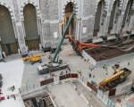 Crane collapses near Makkah Grand Mosque