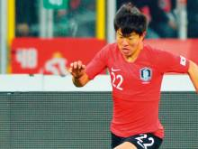 Kwon cut from South Korea World Cup squad