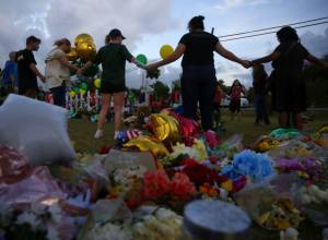 'Thoughts & Prayers' following school shooting