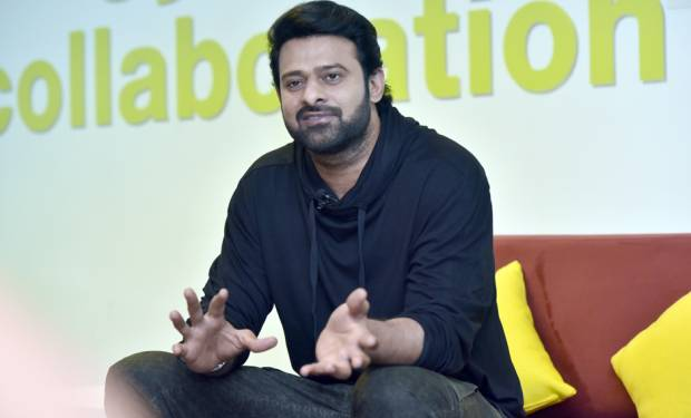 Prabhas in the UAE: The gentle giant