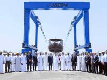 Dh42m marine workshop built at Al Garhoud