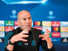 Zidane: Real hungrier than ever for glory