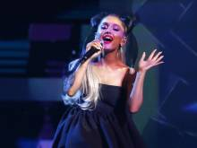 Ariana sends message on Manchester anniversary