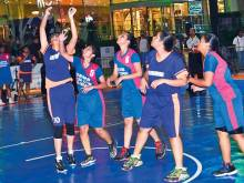 Fight to the finish in NAS 3x3 basketball