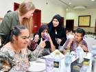 Special treat for determined children at Senses