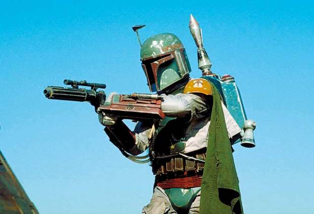 'Star Wars's' Boba Fett to get his own movie