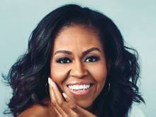 Michelle Obama unveils cover for memoir