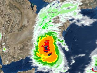 Dust storm, more rain forecast in UAE