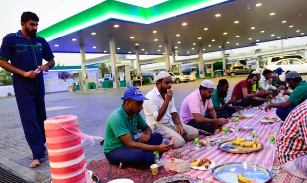 SATURDAY SNAPHOTS: Unsung heroes of Ramadan