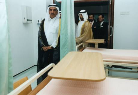 May 27,1998 — Welcare Hospital opens in Dubai