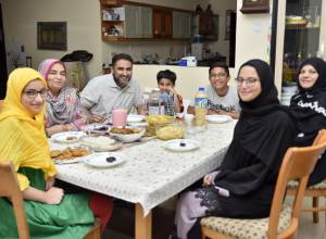 Family holds tightly to Ramadan traditions