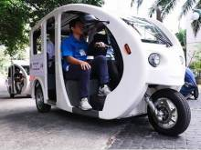 900 'e-trikes' deployed in Manila