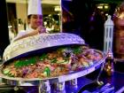 Iftar review: Al Fanous, JW Marriott Marquis