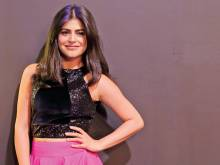 Shenaz Treasurywala gets her cricket game on