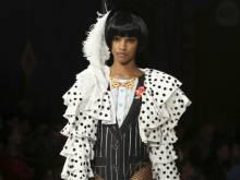 Moschino hosts circus-themed bash