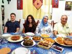 A home where Libyan, Egyptian cultures converge