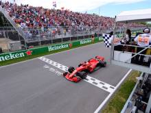 Vettel takes 50th win at Montreal Grand Prix