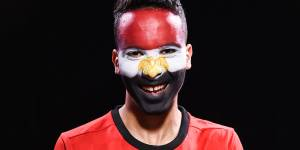 Russia World Cup 2018: Show your colours