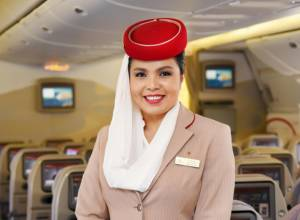 Ramadan in the air with Emirates employees