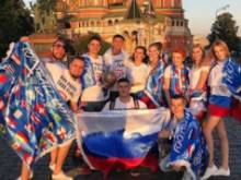 Over 12,000 head to Russia for Fifa Cup